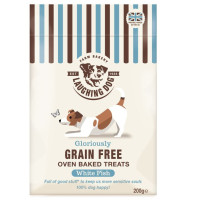 Laughing Dog Grain Free Fish Biscuit Treats 200g