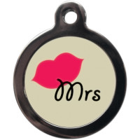 PS Pet Tags Mrs Dog ID Tag