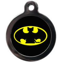 PS Pet Tags Batcat Cat ID Tag