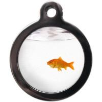 PS Pet Tags Goldfish Cat ID Tag