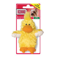 KONG Plush Dog Toys Duck