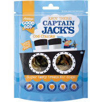 Good Boy Captain Jacks Cod Chunks Dog Treats 90g