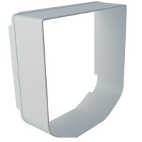 SureFlap Cat Flap Tunnel Extenders White