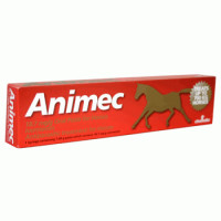 Animec Oral Paste Horse Worming Syringe 1 Syringe