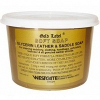Gold Label Soft Saddle Soap