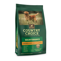 Gelert Country Choice Maintenance Chicken & Rice Adult Dog Food 12kg