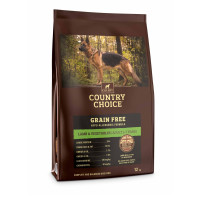Gelert Country Choice Grain Free Lamb & Veg Adult Dog Food 12kg