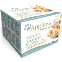 Applaws Supreme Selection Multipack Can Adult Cat Food 70g x 12