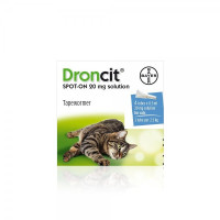 Droncit Spot On Cat
