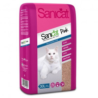 Sanicat Pink Cat Litter