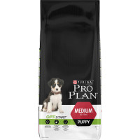 PRO PLAN OPTISTART Chicken & Rice Medium Puppy