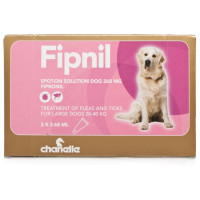 Fipnil Spot On Solution for Dogs