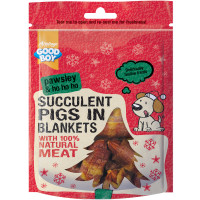 Good Boy Pawsley & Co Pigs in Blankets Dog Treats