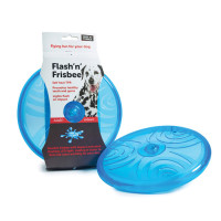 Sharples Pet Flashing Frisbee 20cm