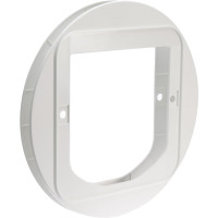 SureFlap Mounting Adaptor Cat Flap - White