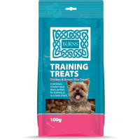 Burns Chicken & Brown Rice Dog Training Treats 100g