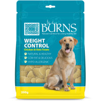 Burns Chicken & Oats Weight Control Dog Treats 200g