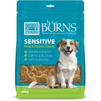 Burns Pork & Potato Sensitive Dog Treats 200g