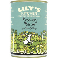 Lilys Kitchen Recovery Recipe Dog Food 400g x 6