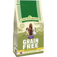 James Wellbeloved Grain Free Lamb & Vegetables Senior Dog Food
