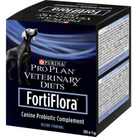 PURINA VETERINARY DIETS Fortiflora Canine Supplement 1g x 90