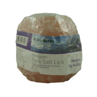 Hilton Herbs Himalayan Rock Salt Lick Medium