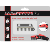 SoloComb Replacement Blades Pair