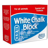 Hatchwells White Chalk Block 6 Pack
