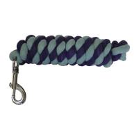ProTack Lead Rope Trigger Hook Navy & Light Blue