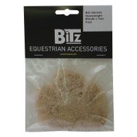 Bitz Hairnet Heavyweight Blonde Twin Pack