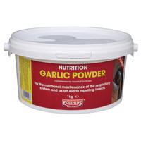Equimins Garlic Powder Tub 1kg