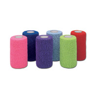 Andover Vet Ecoflex Bandages Colourpack 100 Pack