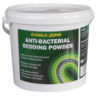Animal Health Company Stablezone Anti-Bacterial Bedding Powder