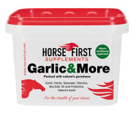 Horse First Garlic & More