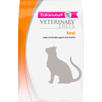 Eukanuba Veterinary Renal Formula Adult Cat Food 1.5kg
