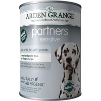 Arden Grange Partners Sensitive Fish & Potato Adult Dog Food