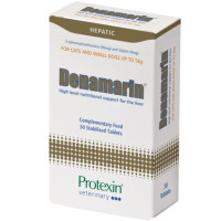 Protexin Denamarin Liver Supplement 90mg x 30 - Cat & Small Dog