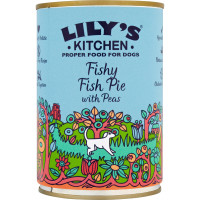 Lilys Kitchen Fishy Fish Pie with Peas