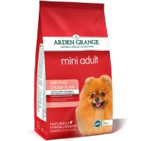 Arden Grange Mini Chicken & Rice Adult Dog Food 2kg