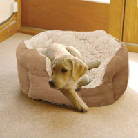 Rosewood 40 Winks Oval Dog Bed