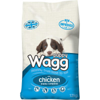 Wagg Complete Puppy Food 12kg