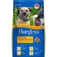 Burgess Free From Complete Chicken Adult Dog Food 15kg