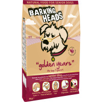 Barking Heads Golden Years Senior Dog Food 6kg