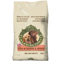 Harringtons Salmon & Potato Dog Food 12kg