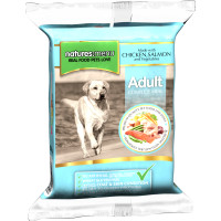 Natures Menu Complete Chicken & Salmon Raw Frozen Mince Dog Food 300g x 12
