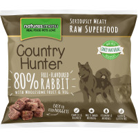 Natures Menu Country Hunter Complete Rabbit Nuggets Raw Frozen