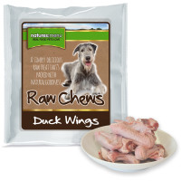 Natures Menu Duck Wings Raw Frozen Dog Food 7 Pieces