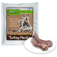 Natures Menu Turkey Necks Raw Frozen