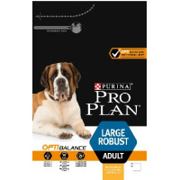 PRO PLAN OPTIBALANCE Chicken Large Robust Adult Dog Food 14kg x 2