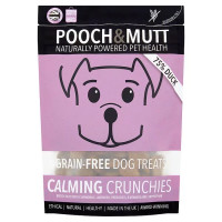 Pooch & Mutt Calming Crunchies Grain Free Dog Treats